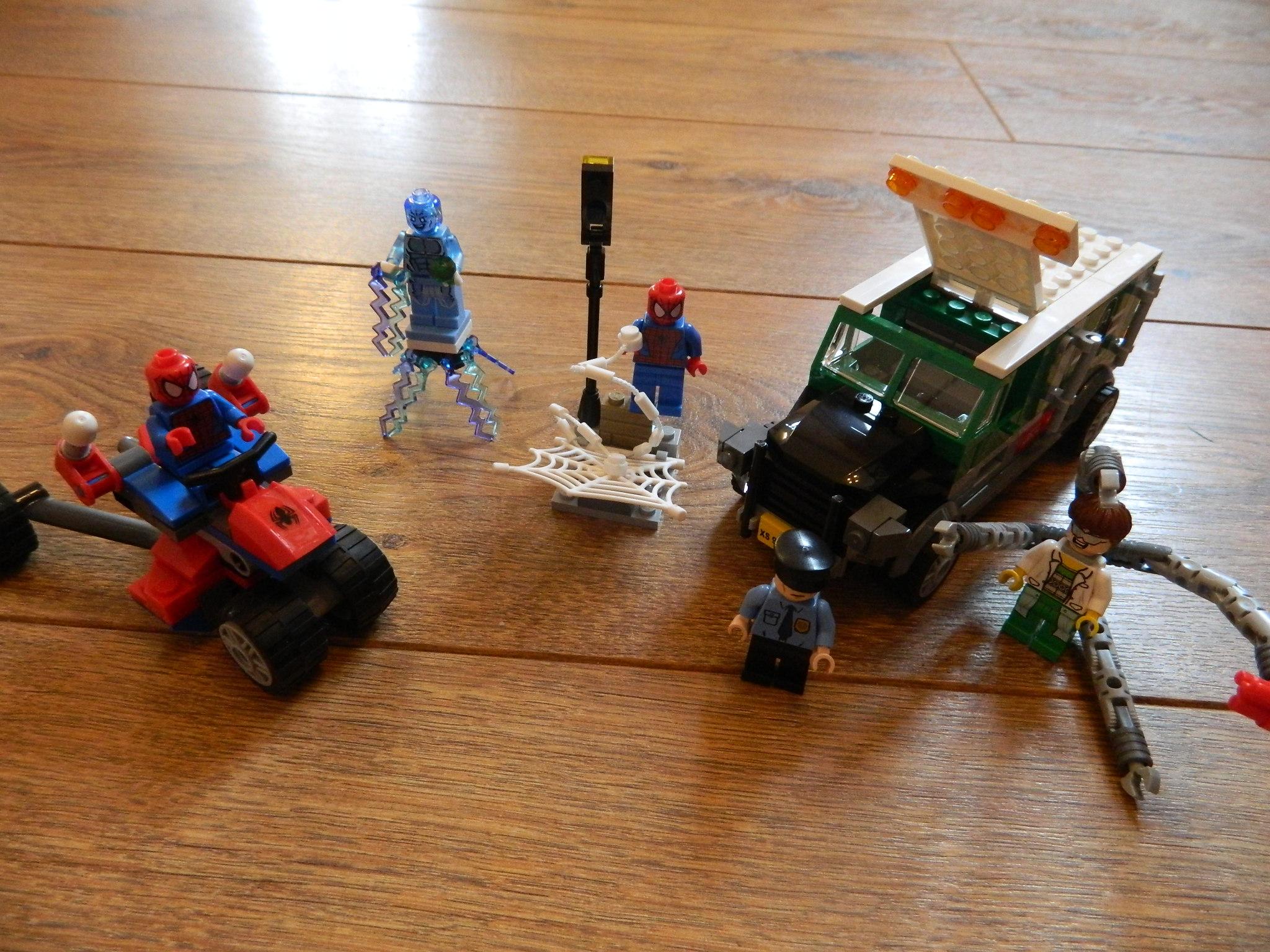 LEGO: Marvel Super Her...