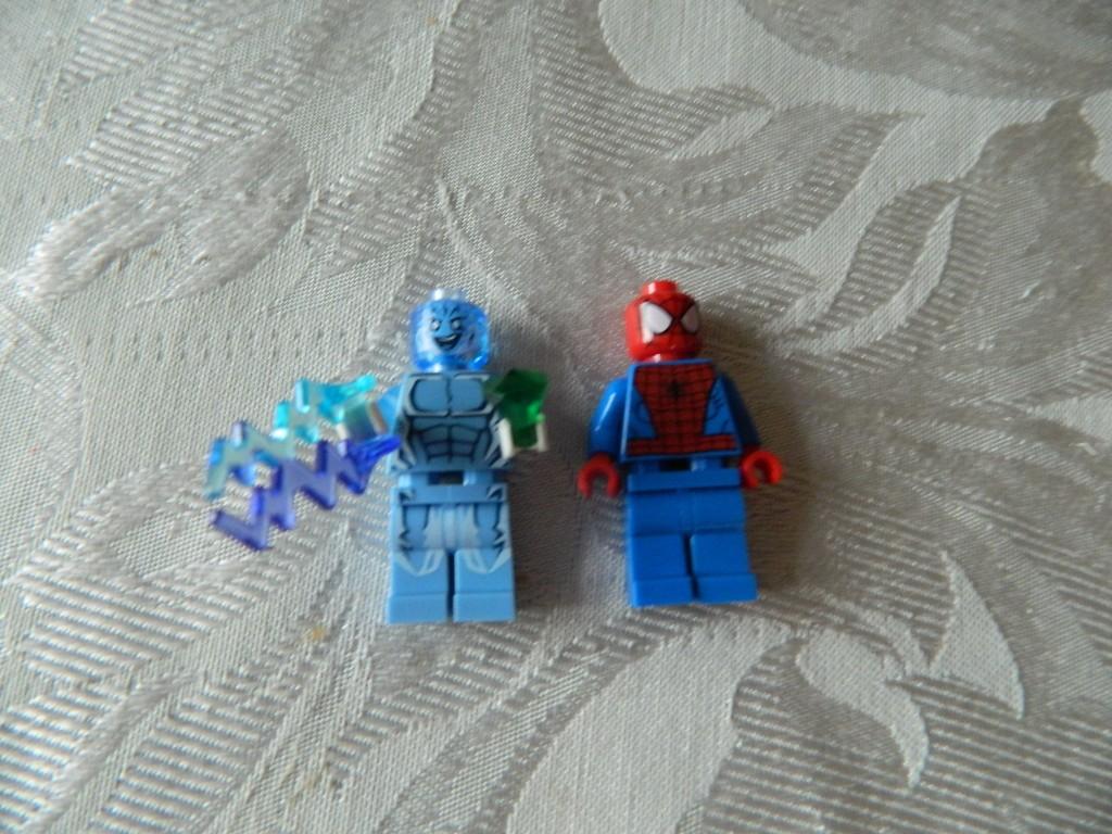 Lego ultimate spider man electro - photo#19