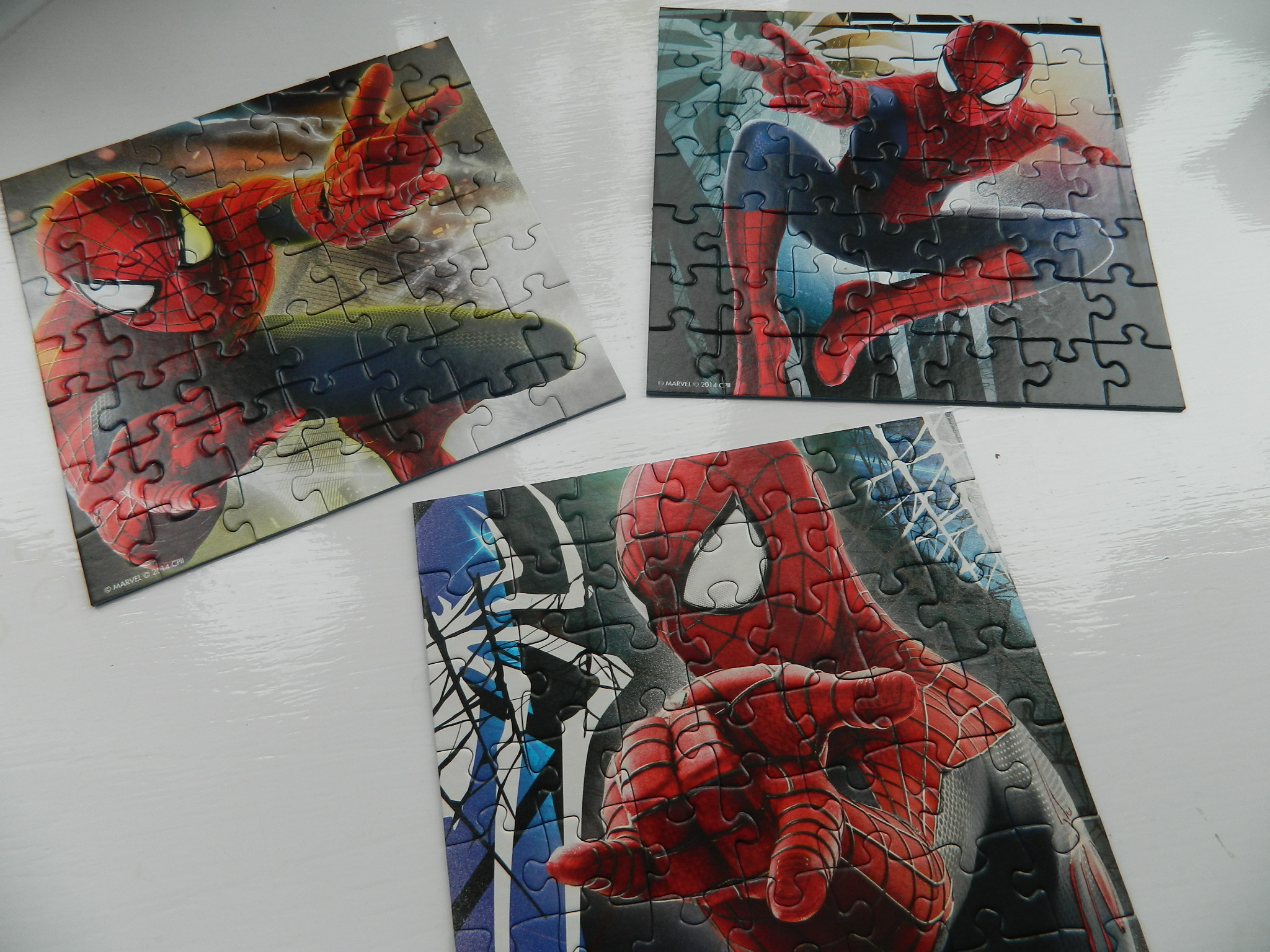ravensburger the amazing spiderman 2 puzzles
