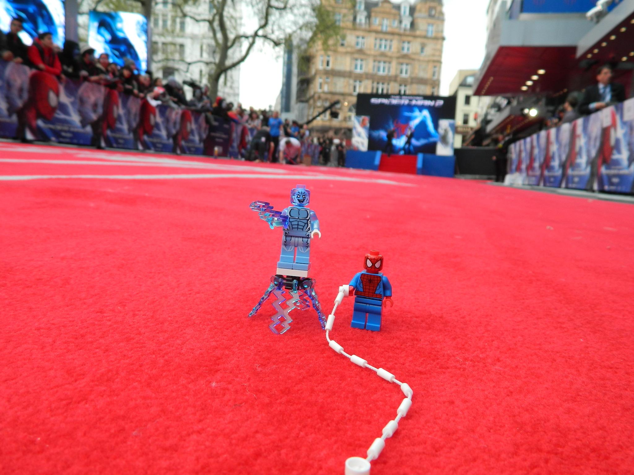 Lego ultimate spider man electro - photo#22