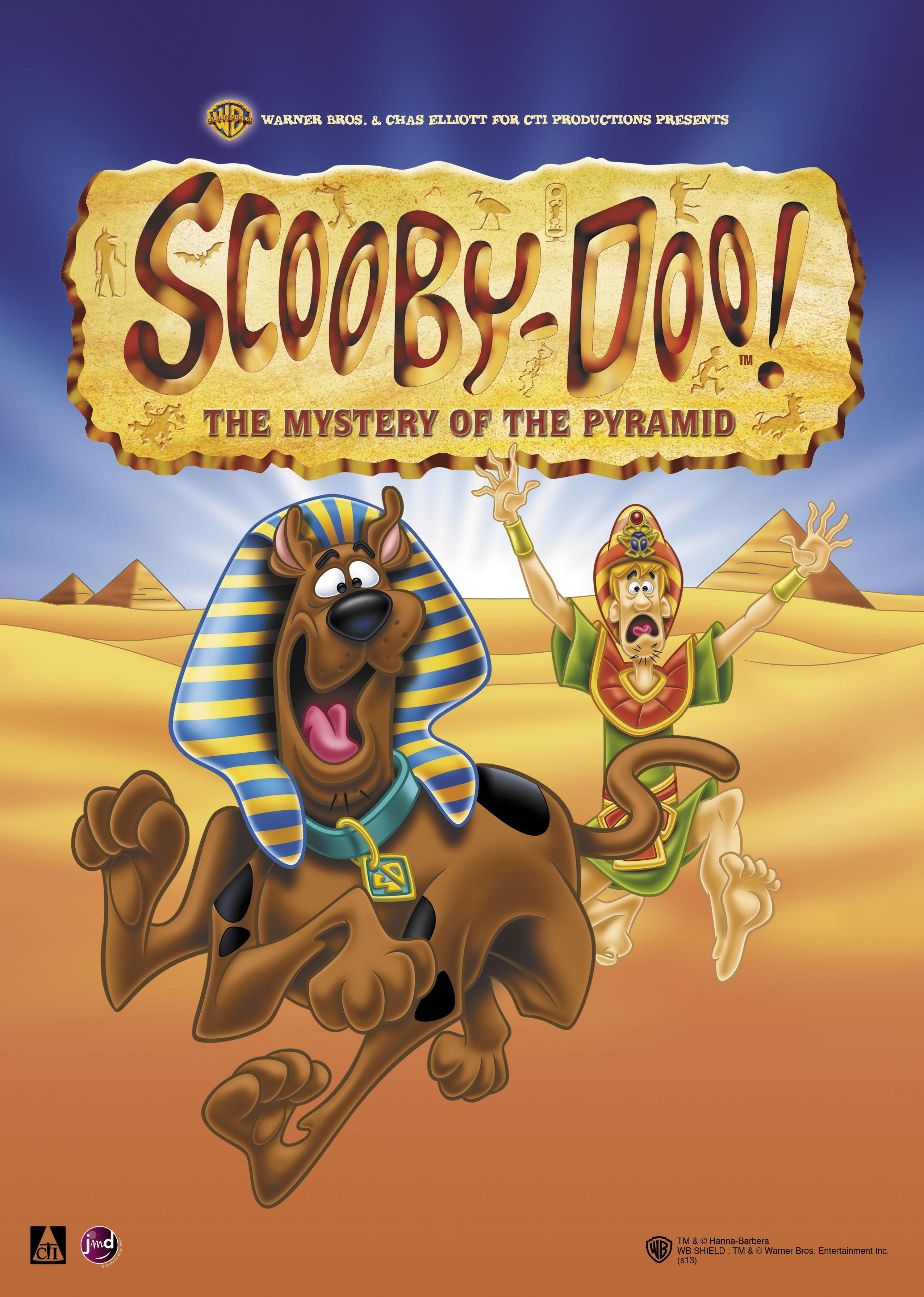 Scooby Doo Daphne And Shaggy Win a Family Ticket to...