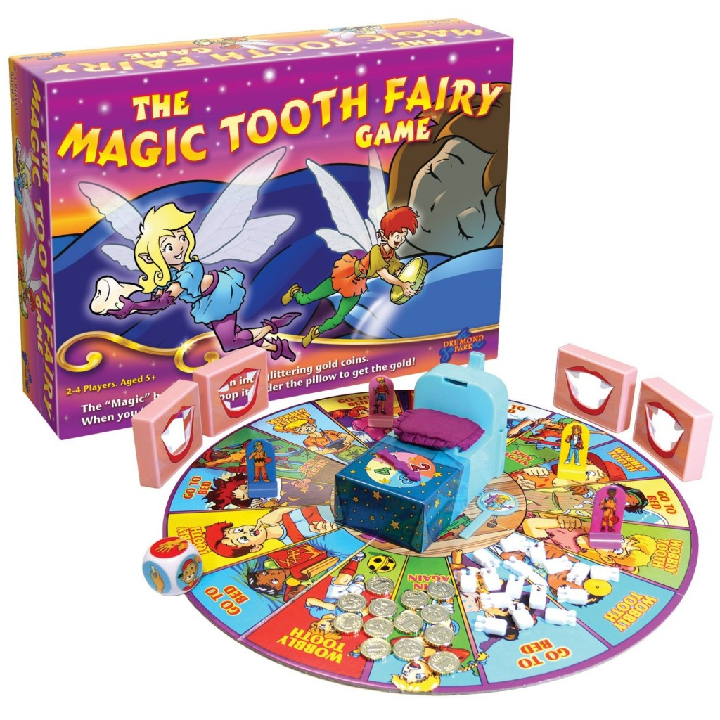 tooth fairy game