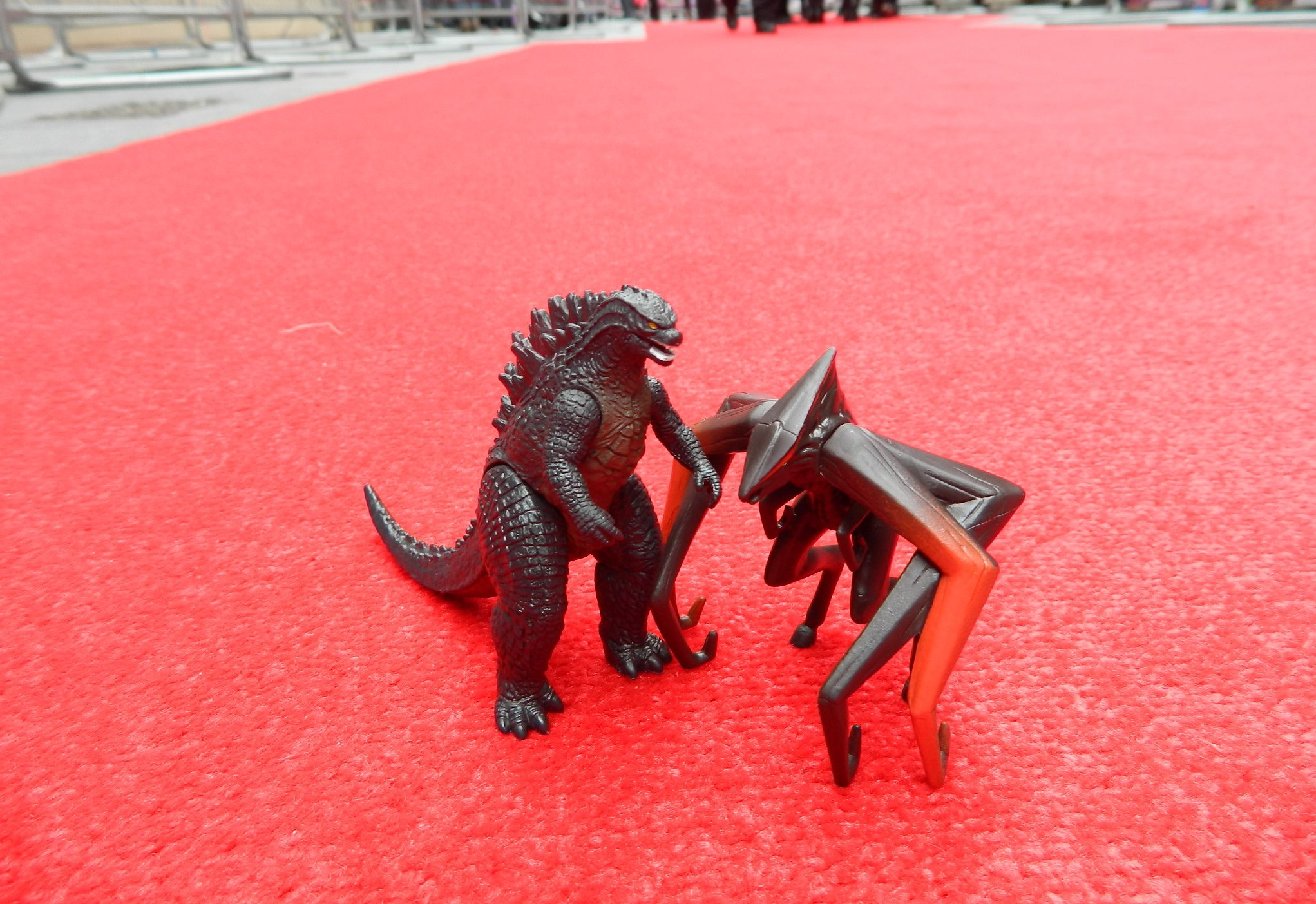 Exclusive To Toys R Us Godzilla Toys