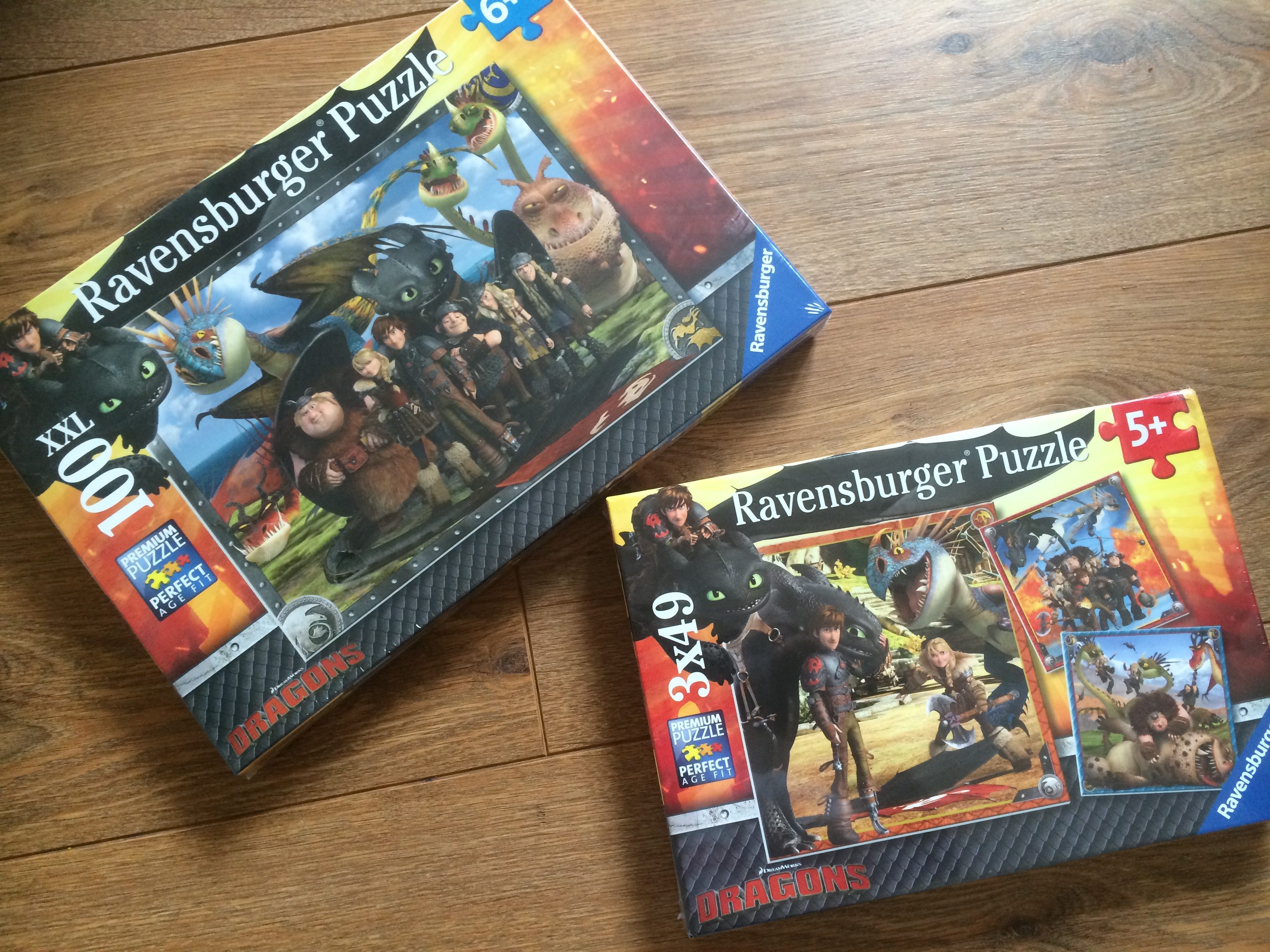 Ravensburger How to Train Your Dragon