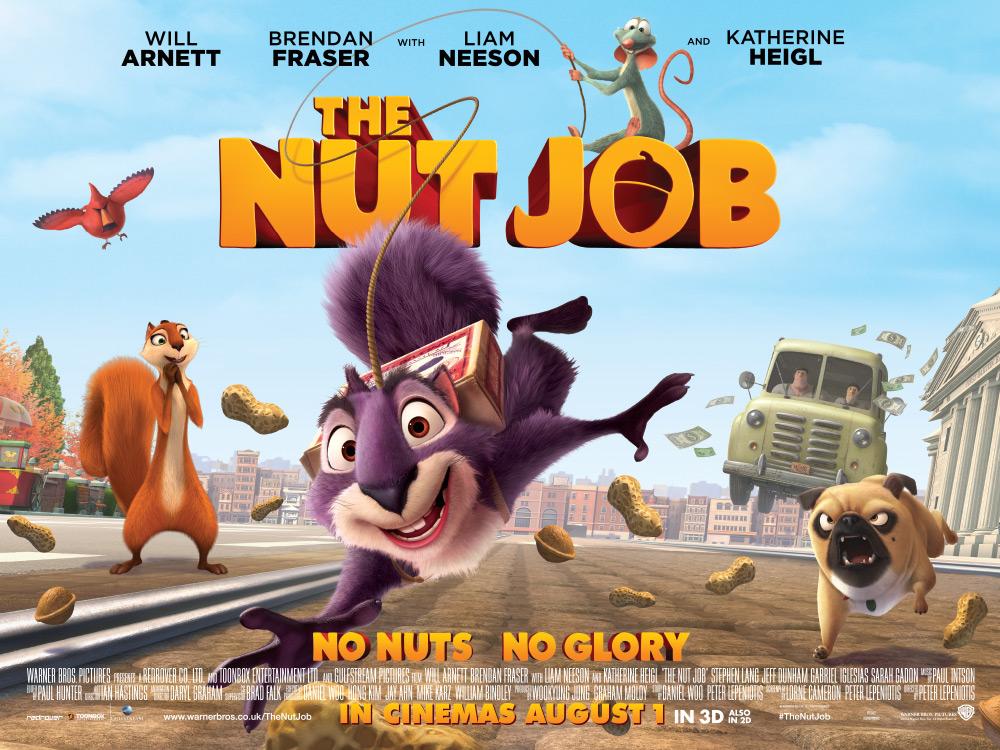 Nut Job  Dog