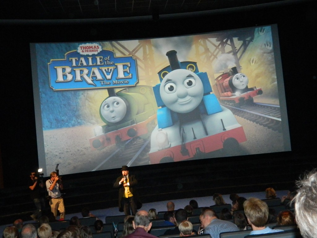 Thomas Amp Friends Tale Of The Brave Con And Bex At The