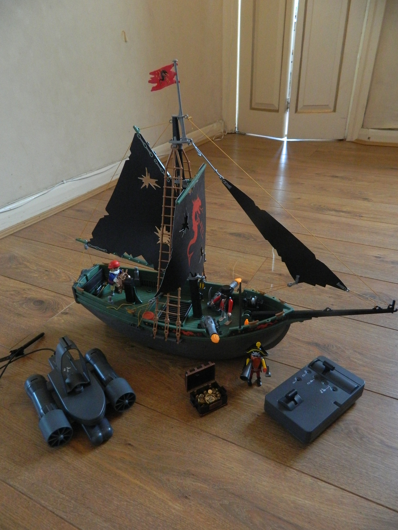 A Pirate Christmas Musical