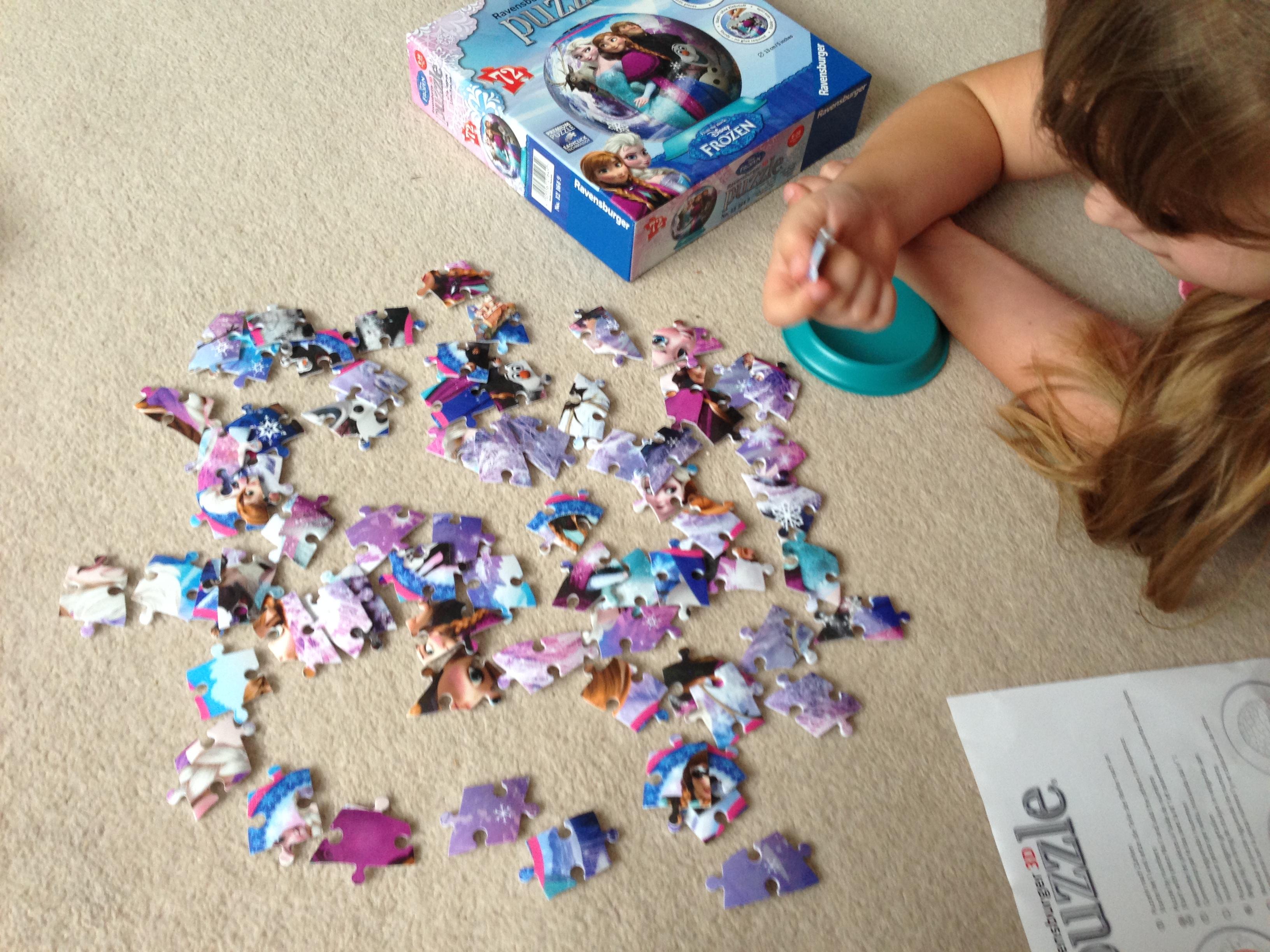 Ravensburger Disney Frozen Puzzles
