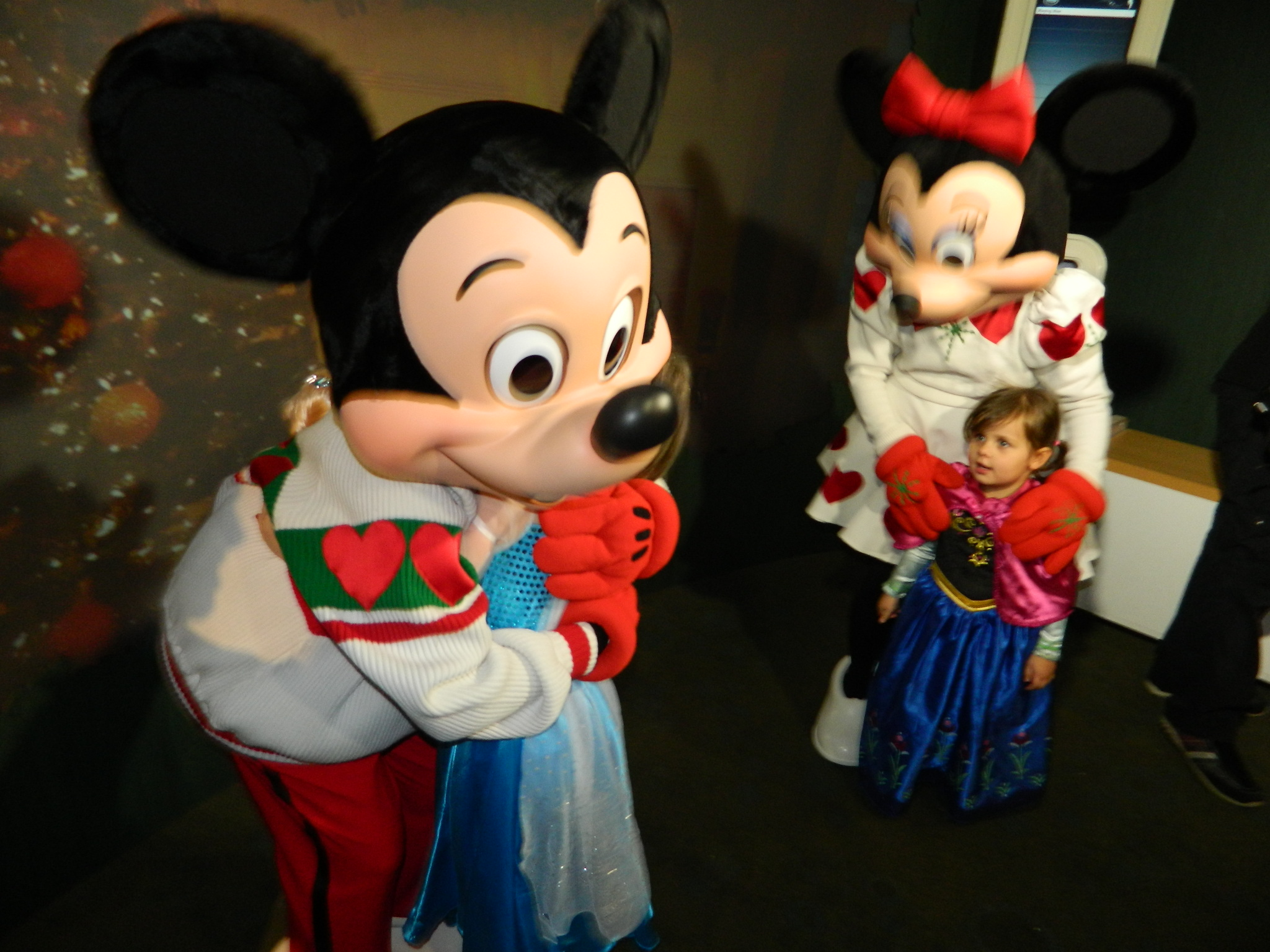 The Disney Store 'Share the Magic' Charity Xmas party 2014 ...