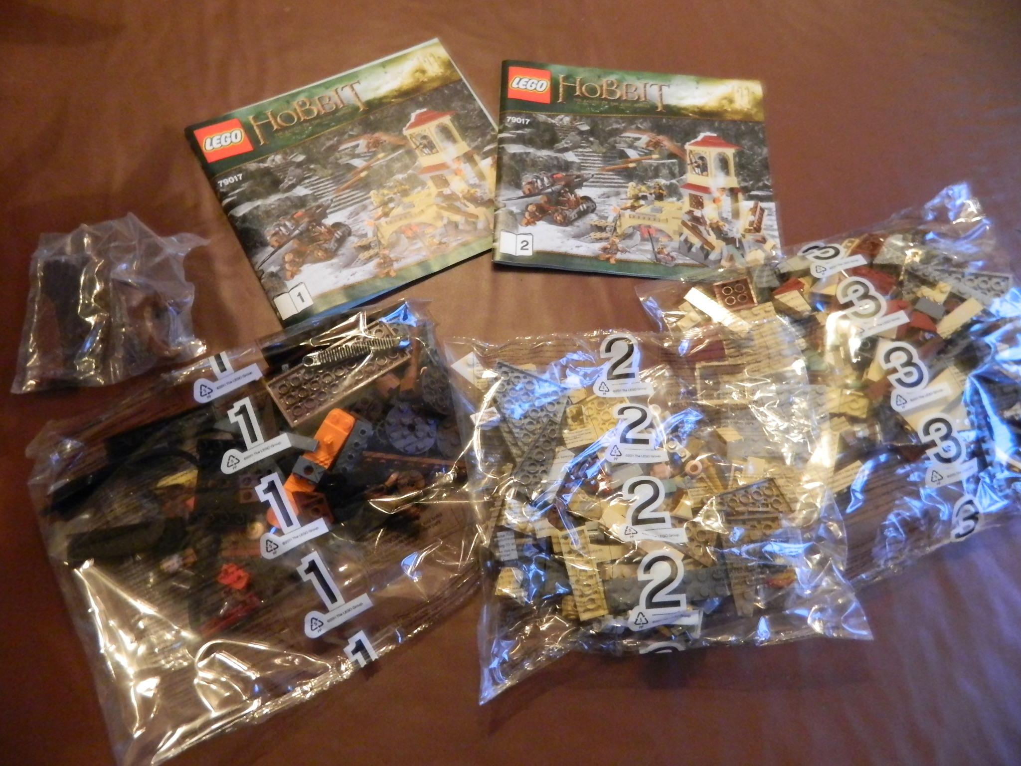 LEGO The Hobbit The Battle of