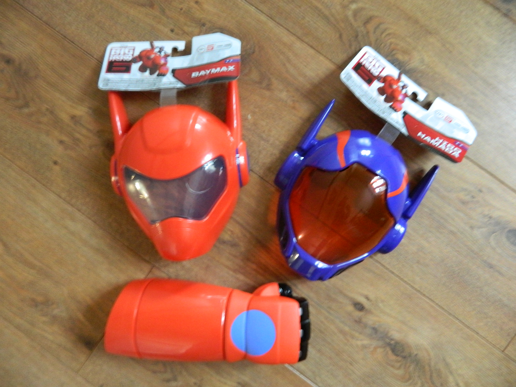 bandai  big hero 6 toy range