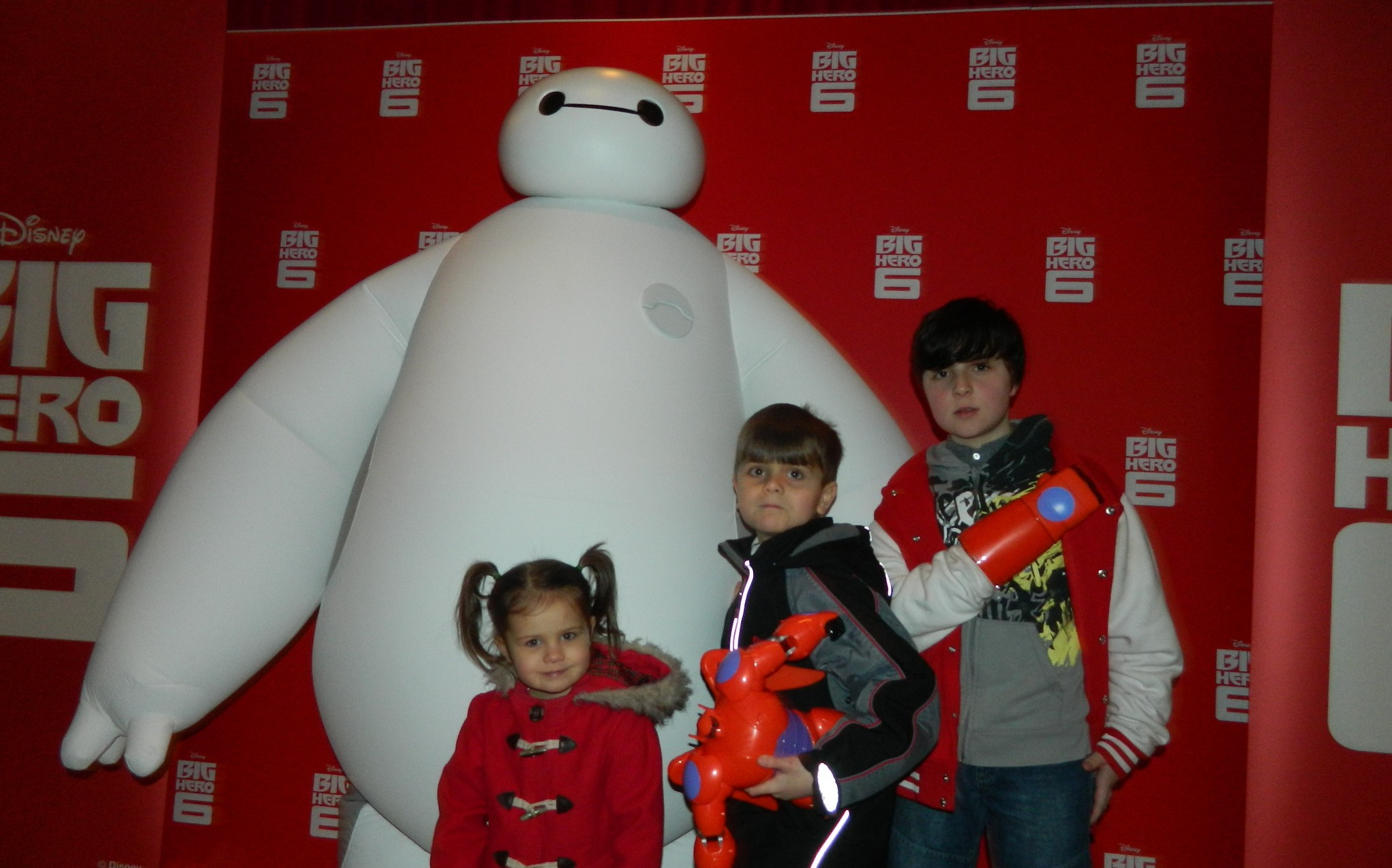 Big Hero 6 UK Gala (5)
