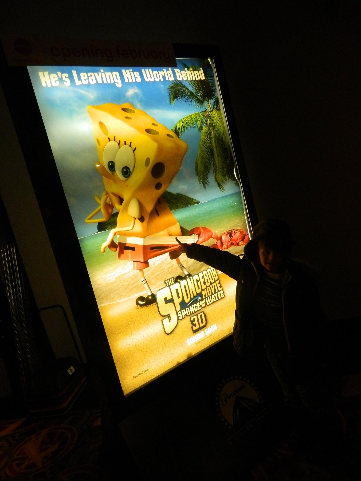 the spongebob movie u2013 sponge out of water con u0026 spongebobs new