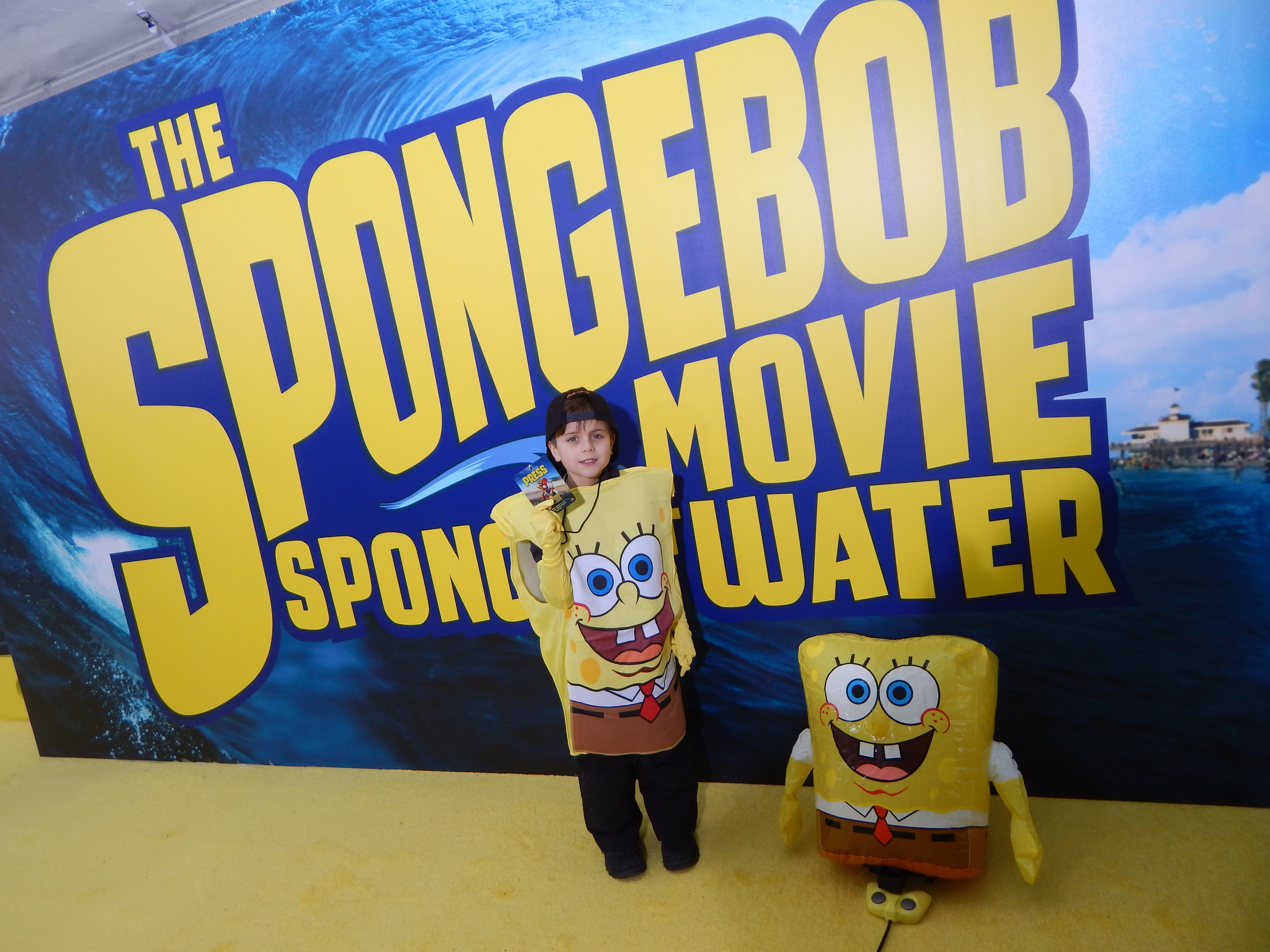 The Spongebob Movie Sponge Out Of Water Con Meets