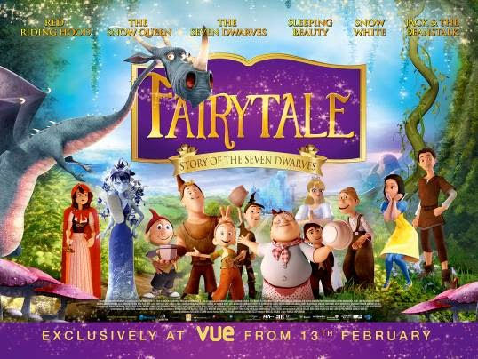 fairy tale � story of the seven dwarves