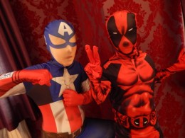 Marvel Morph suits (2)
