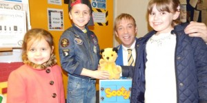 The Sooty Show...