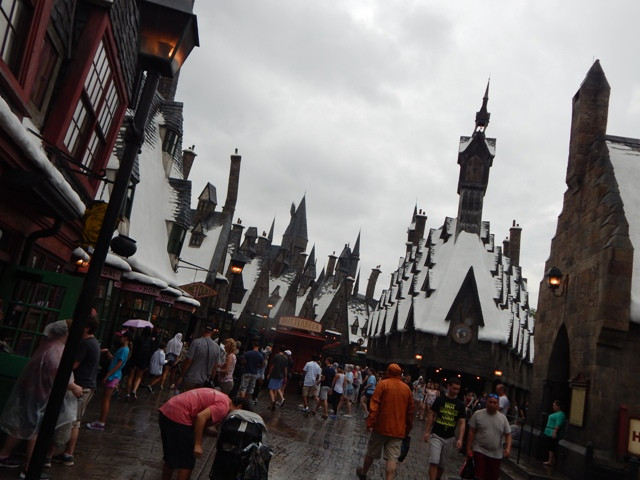 universal studios the wizarding world of harry potter orlando florida usa