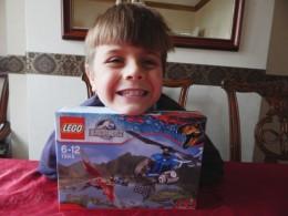 Lego Jurassic World LEGO Jurassic World - Pteranodon Capture (1)