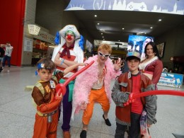 MCM Comic Con may 2015 Cosplay (5)