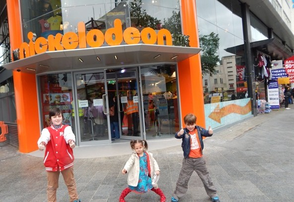 Nickelodeon London Store launch party 2015 (1)