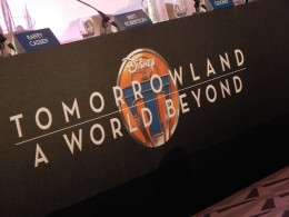 Tomorrowland press conference (1)