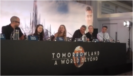 Tomorrowland press conference (2)