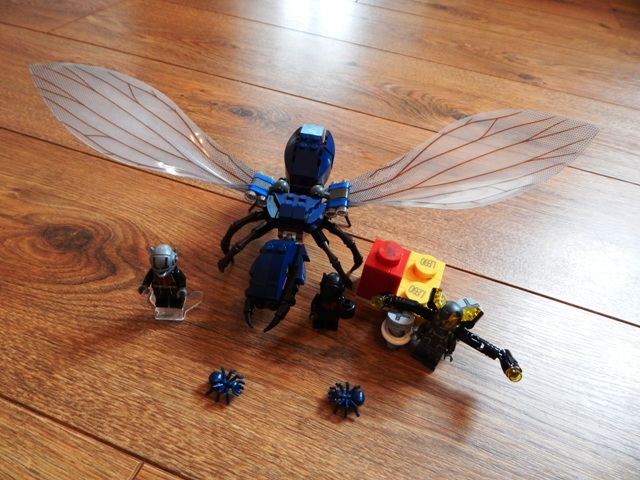 LEGO MARVEL Super Heroes Ant-Man Final Battle