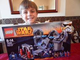 LEGO STAR WARS Death Star Final Duel (1)