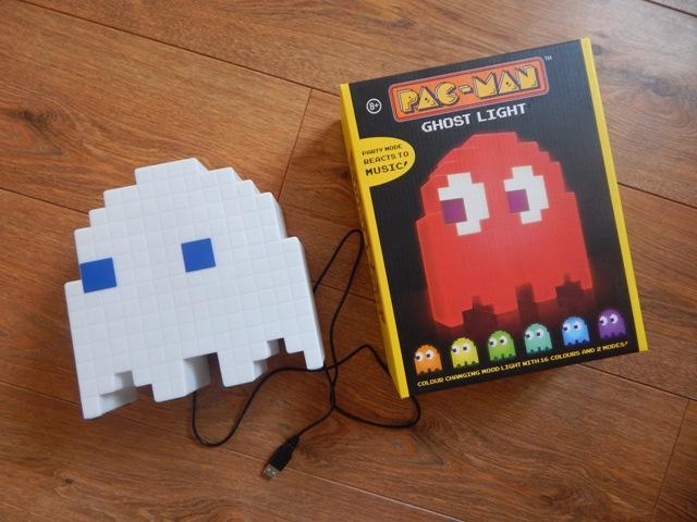 Paladone Pac-Man Ghost Light 5e556024e08c