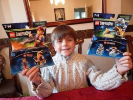 LEGO Dimentions fun packs (1)