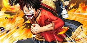 Playstation One Piece...