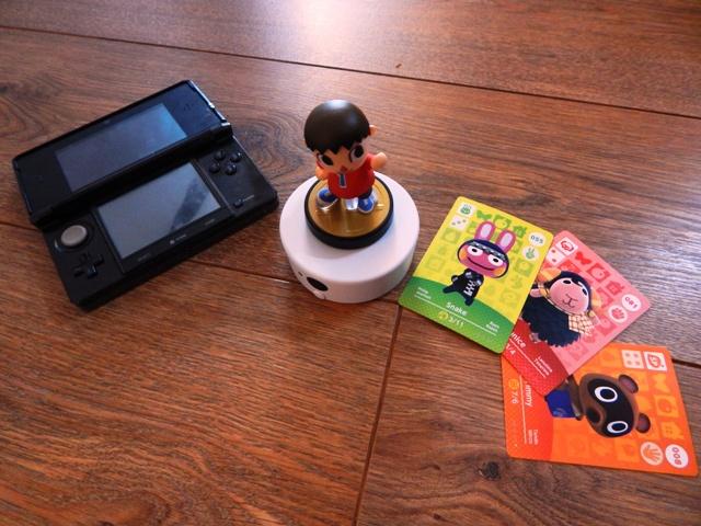 Nintendo 3DS NFC Reader/Writer for Amiibo