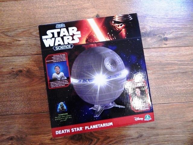 Star Wars The Force Awakens Death Star Planetarium