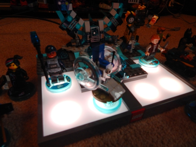 lego dimensions jurassic world instructions