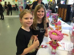 Lalaloopsy Dance Party at Pineapple Studios with Alexandra and Olivia (5)