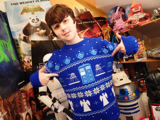 Doctor Who Christmas Special 2015.Doctor Who Christmas Special