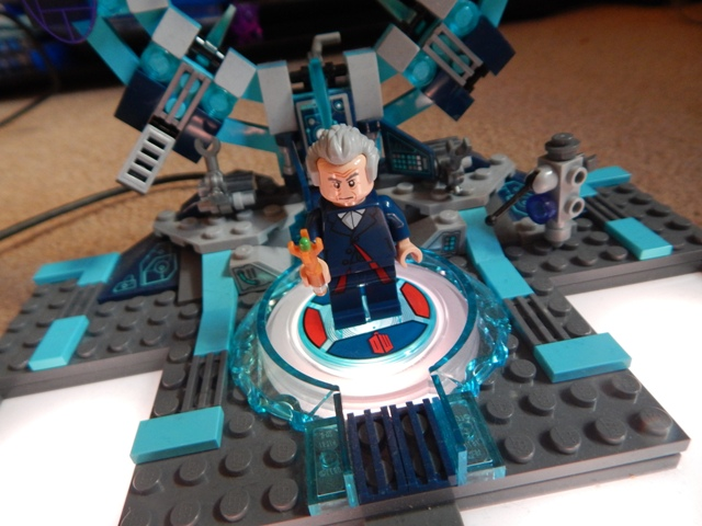 lego dimensions back to the future instructions