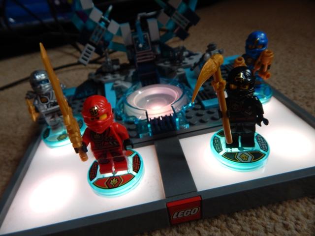 Lego dimensions team pack ninjago - Lego ninjago team ...