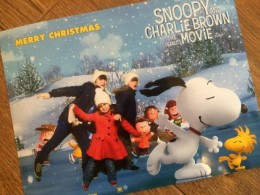 Snoopy and Charlie Brown the peanuts movie Party (16)