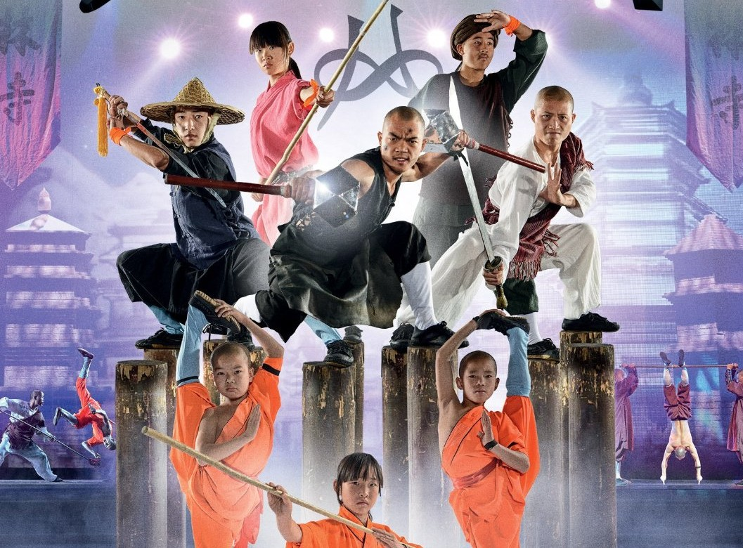 SHAOLIN Review by...