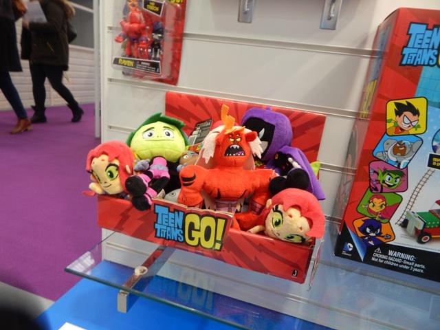 Teen Titan Character Toys : Teen titans go toys