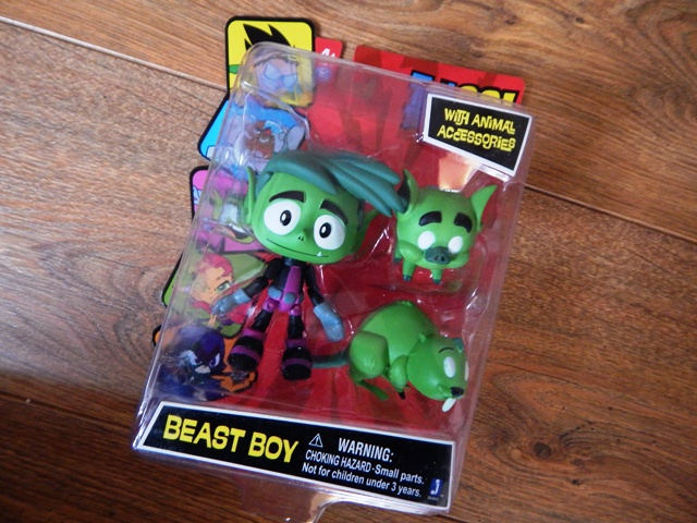 Teen Titan Toy : Teen titans go toys