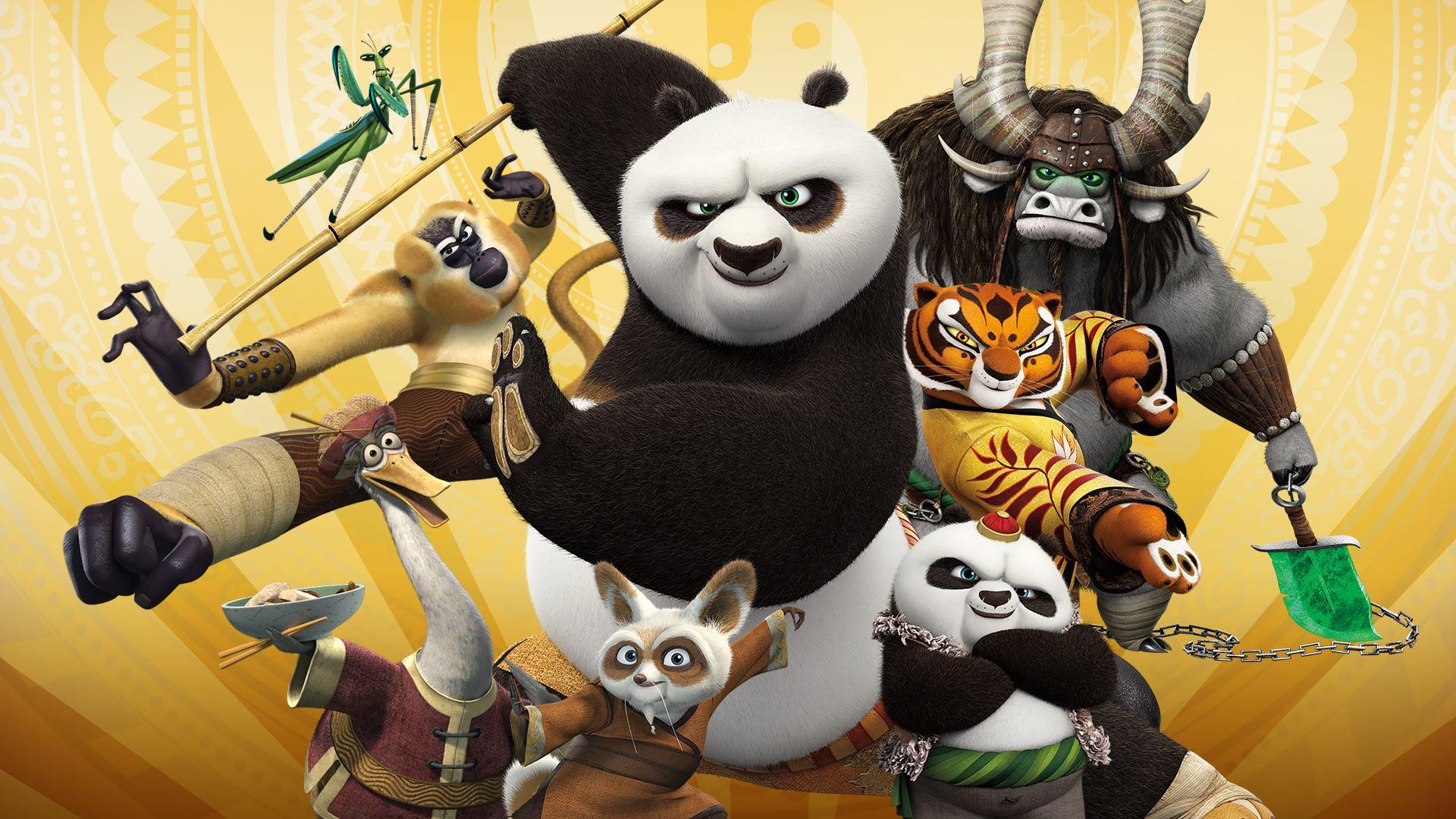 DreamWorks Kung Fu Panda 3 (2D/3D)