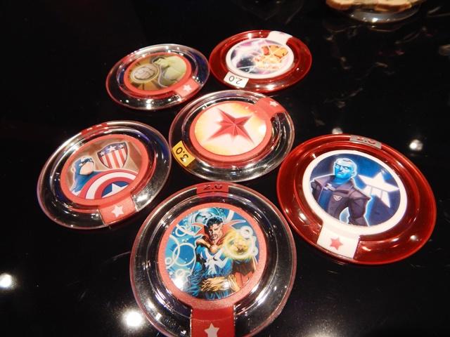 Disney Infinity 30 Marvel Battlegrounds Play Set