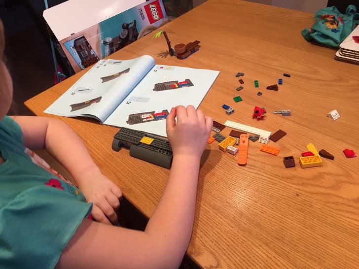 City Car Games >> LEGO The Angry Birds Movie – Piggy Pirate Ship