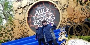 Disney Alice Through...