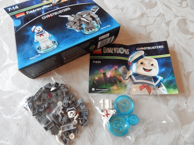 ghostbusters lego dimensions instructions