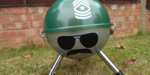 Paladone Sargent Grill...