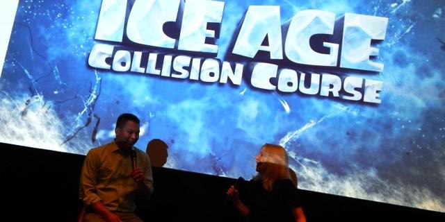 Ice Age Collision...